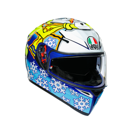 K3 SV DOT TOP - ROSSI WINTER TEST 2016
