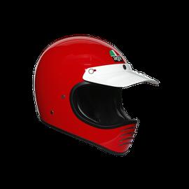 X101 MONO DOT - RED