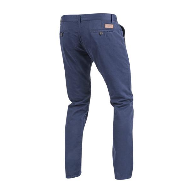 MCKELLEN TROUSERS BLUE- Pants