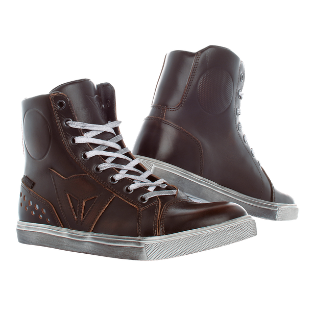 STREET ROCKER D-WP® LADY SHOES TESTA DI MORO- D-Wp®
