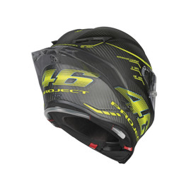 PISTA GP R E2205 TOP - PROJECT 46 2.0 CARBON MATT - Promotions