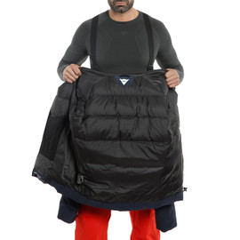 SKI DOWNJACKET MAN 2.0 DARK-SAPPHIRE- Downjackets