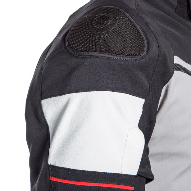 CARVE MASTER 2 GORE-TEX® JACKET BLACK/FROST-GREY/RED- Gore-Tex®