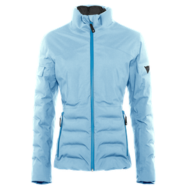 SKI PADDING JACKET WOMAN DUSK-BLUE- Downjackets