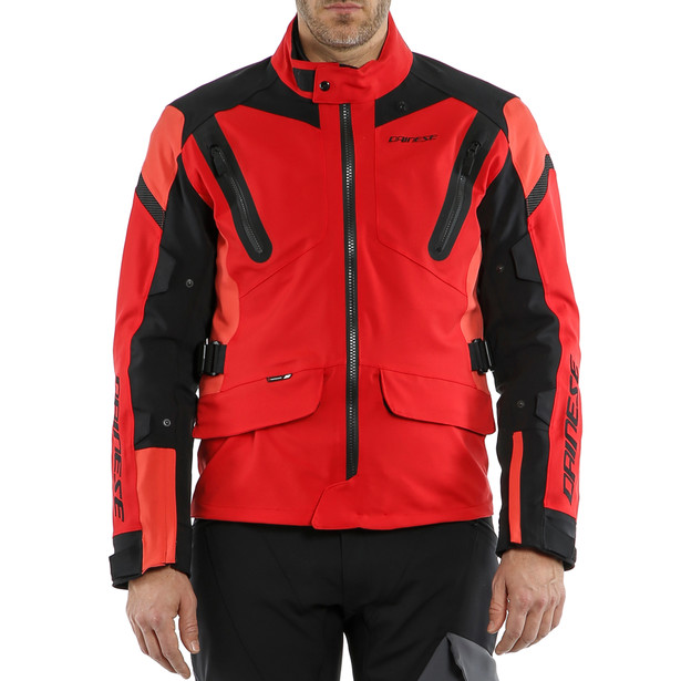 TONALE D-DRY JACKET LAVA-RED/BLACK- D-Dry®