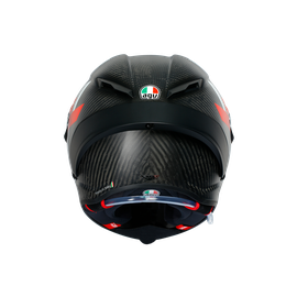 PISTA GP RR ECE DOT MULTI - COMPETIZIONE CARBON/WHITE/RED - Integrales