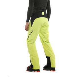 HP SNOWBURST PANTS ACID-LIME/BLACK-TAPS- Mens