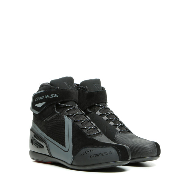 ENERGYCA D-WP SHOES BLACK/ANTHRACITE- Scarpe