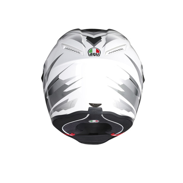 VELOCE S E2205 MULTI - FRECCIA WHITE/GREY - Full-face