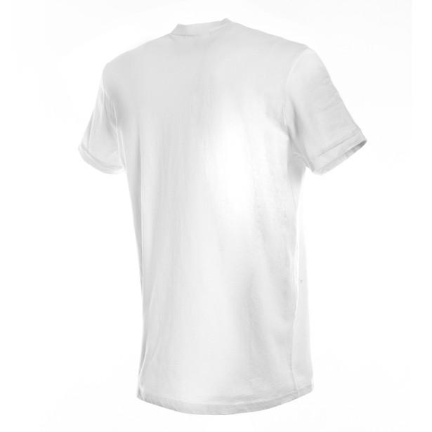 MOTO72 T-SHIRT WHITE- Casual Wear