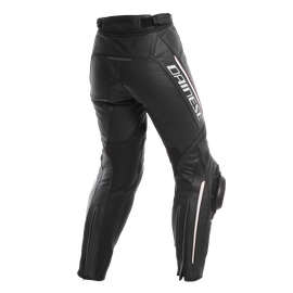 DELTA 3 LADY LEATHER PANTS - Piel