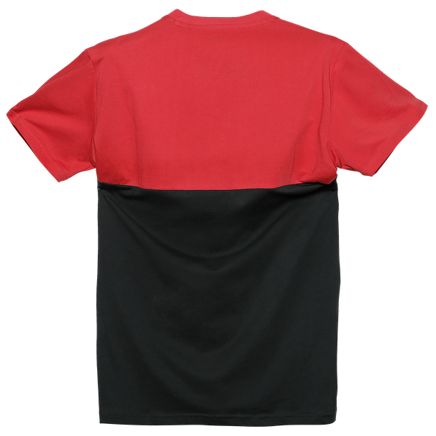 DUNES T-SHIRT POMPEIAN-RED/TAP-SHOE- Casual Wear