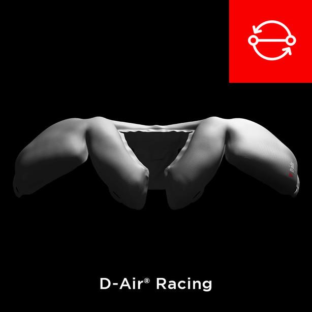 Remplacement sac D-air® (Produits D-air® Road et Racing 2017/2018) - Services