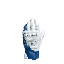 4-STROKE 2 GLOVES WHITE/LIGHT-BLUE