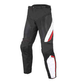 DRAKE AIR D-DRY ® PANTS BLACK/WHITE/RED- D-Dry®
