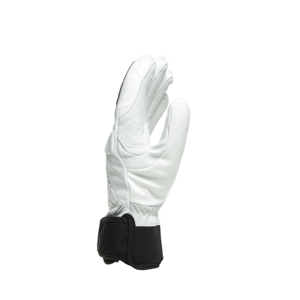 HP GLOVES WMN LILY-WHITE/STRETCH-LIMO- undefined