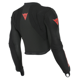 WC SLALOM JACKET NERO- Dos