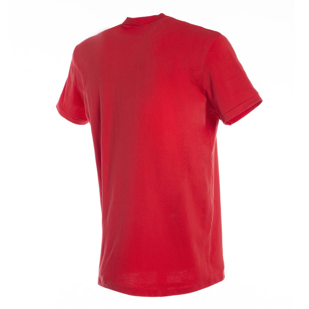 AGV T-SHIRT RED- Casual