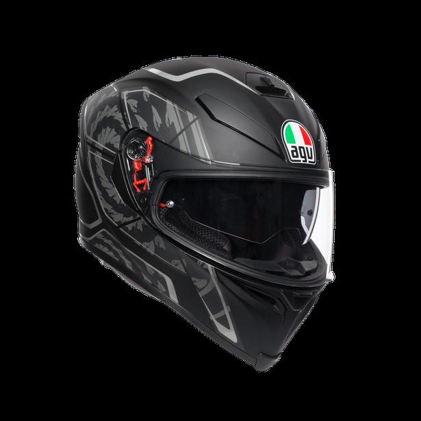 K-5 S E2205 MULTI - TORNADO BLACK/SILVER - K-5 S