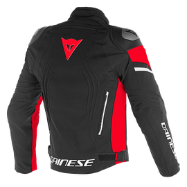 RACING 3 D-DRY JACKET BLACK/BLACK/RED- D-Dry®