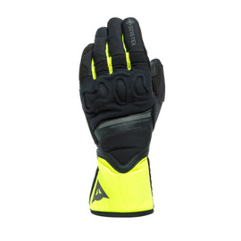 NEMBO GORE-TEX GLOVES+GORE GRIP TECHNOLOGY BLACK/FLUO-YELLOW