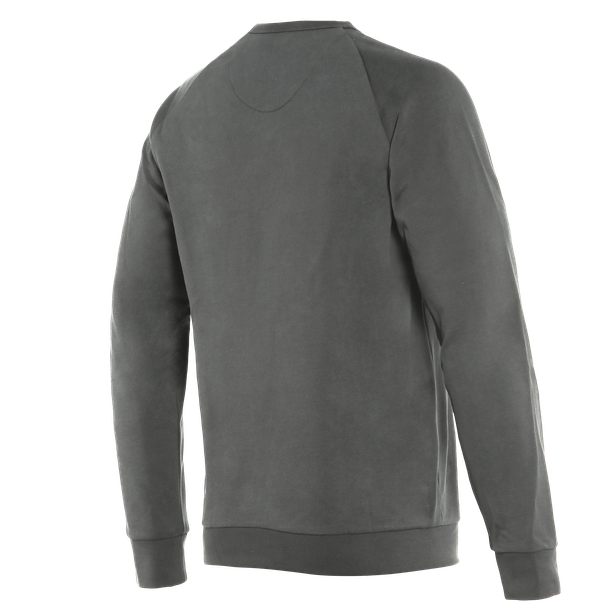 FELPA PADDOCK  CHARCOAL-GRAY/GREEN- Casual Wear