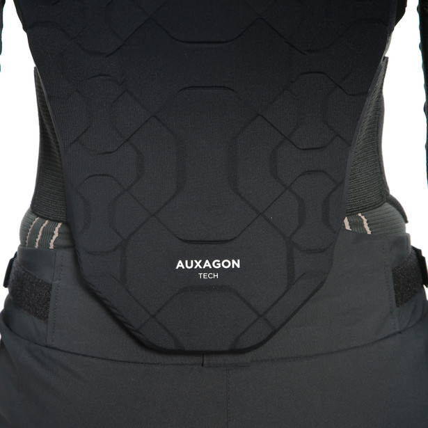 AUXAGON BP G1 STRETCH-LIMO/BLACK- Espalda