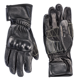 TECHNO72 GLOVES BLACK