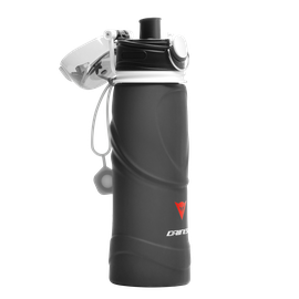 EXPLORER PACKABLE BOTTLE BLACK- Zubehör