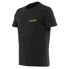 HATCH T-SHIRT BLACK/ORANGE