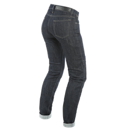 DENIM SLIM LADY TEX PANTS BLUE- Women Pants