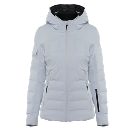 SKI DOWNJACKET SPORT WOMAN PURPLE-HEATHER