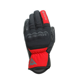 THUNDER GORE-TEX® GLOVES BLACK/RED