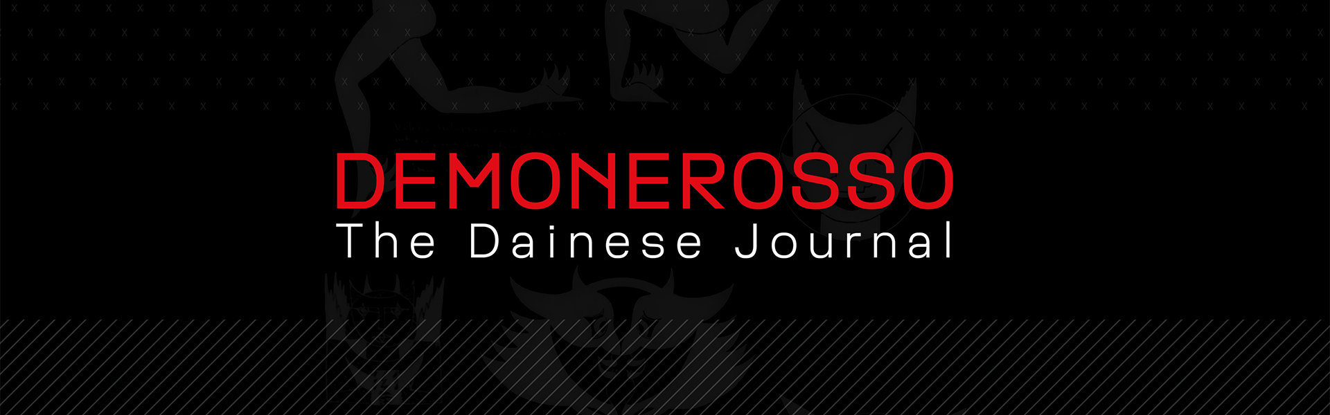 Demonerosso: the Dainese journal