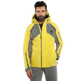 HP ICEDUST VIBRANT-YELLOW/CHARCOAL-GRAY- Jacken