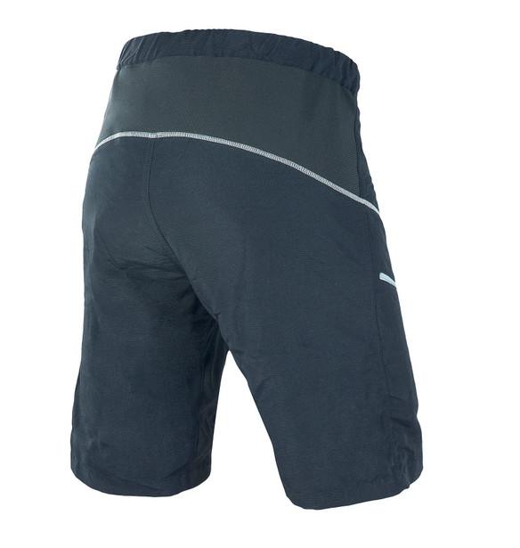 DRIFTER SHORT BLACK/GREY- Pants