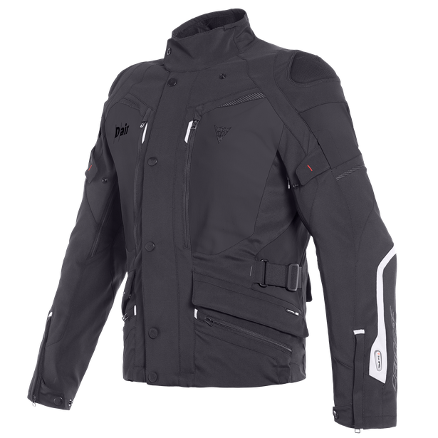 CARVE MASTER 2 D-AIR GORE-TEX JACKET BLACK/BLACK/LIGHT-GRAY- D-air