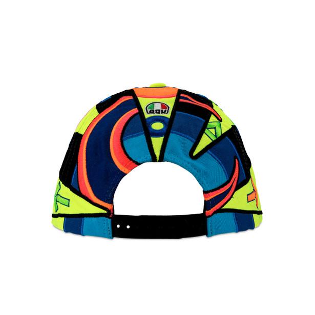 HELMET REPLICA CAP MULTICOLOR- VR46