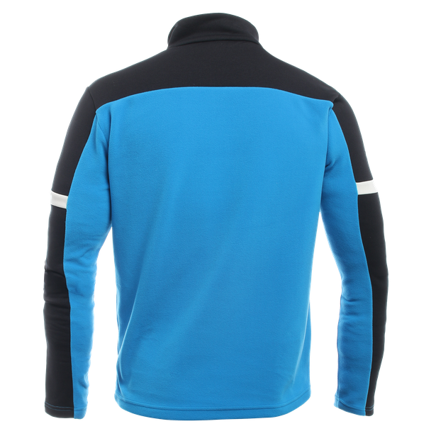 HP2 HALF ZIP MAN BLUE-ASTER/BLACK-IRIS- Unterwäsche