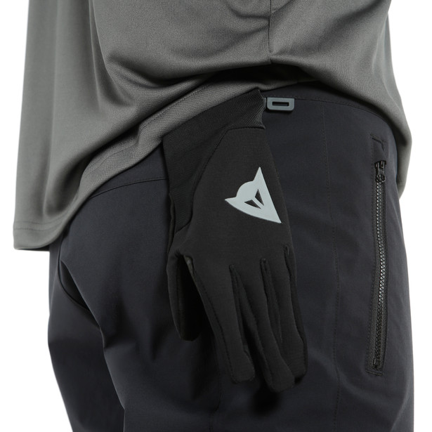 HG GRYFINO SHORTS BLACK/DARK-GRAY- Bottoms