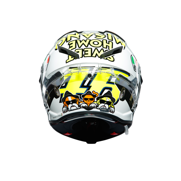 PISTA GP R LIMITED EDITION ECE DOT - ROSSI MISANO 2016 - undefined