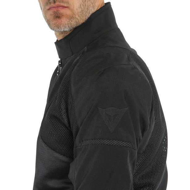 AIR TOURER TEX JACKET BLACK/BLACK/BLACK- Textil