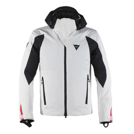 ROCA JACK D-DRY® JACKET WHITE/BLACK/FIRE-RED