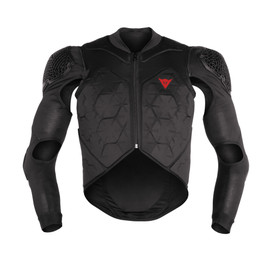 RHYOLITE 2 SAFETY JACKET BLACK- Schiena