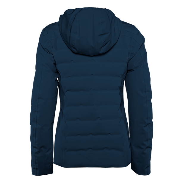 SKI DOWNJACKET SPORT WOMAN BLACK-IRIS- Women Winter Downjackets