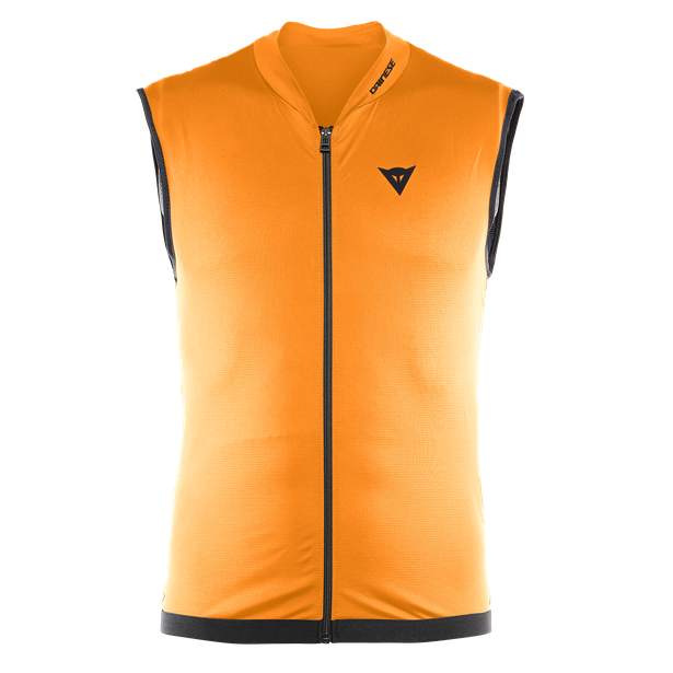 FLEXAGON WAISTCOAT LITE RUSSET-ORANGE- Back