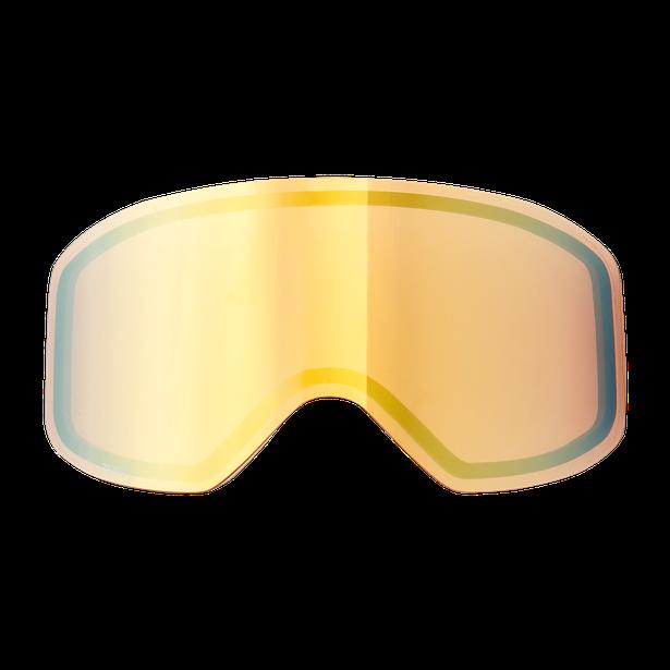 HP HO LENS - CYLINDRICAL ORANGE-GOLD- Skibrillen