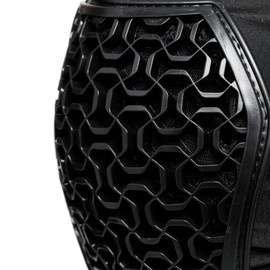 TRAIL SKINS PRO KNEE GUARDS BLACK- Safety