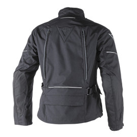 SANDSTORM GORE-TEX JACKET BLACK/BLACK/DARK-GULL-GRAY- Jackets