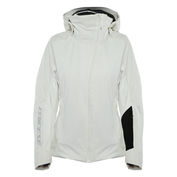 HP CRYSTAL S WMN STAR-WHITE/BLACK-TAPS- Women Winter Jackets